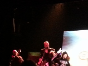Devin Townsend at Studio Seven