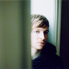 Obviously a press photo of Ólafur Arnalds