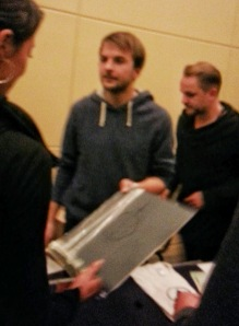 Nils Frahm (obviously my photo)