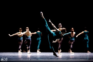 Photo by Angela Sterling for Pacific Northwest Ballet